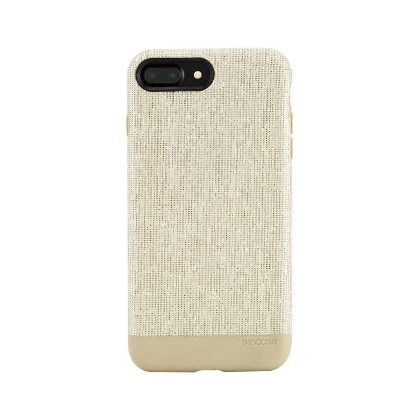Incase Textured Snap For iPhone 7 Plus -Heather Khaki
