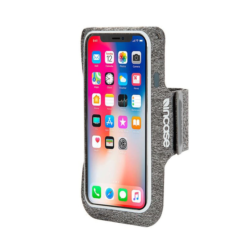 Incase Active Armband For iPhone X - Heather Gray
