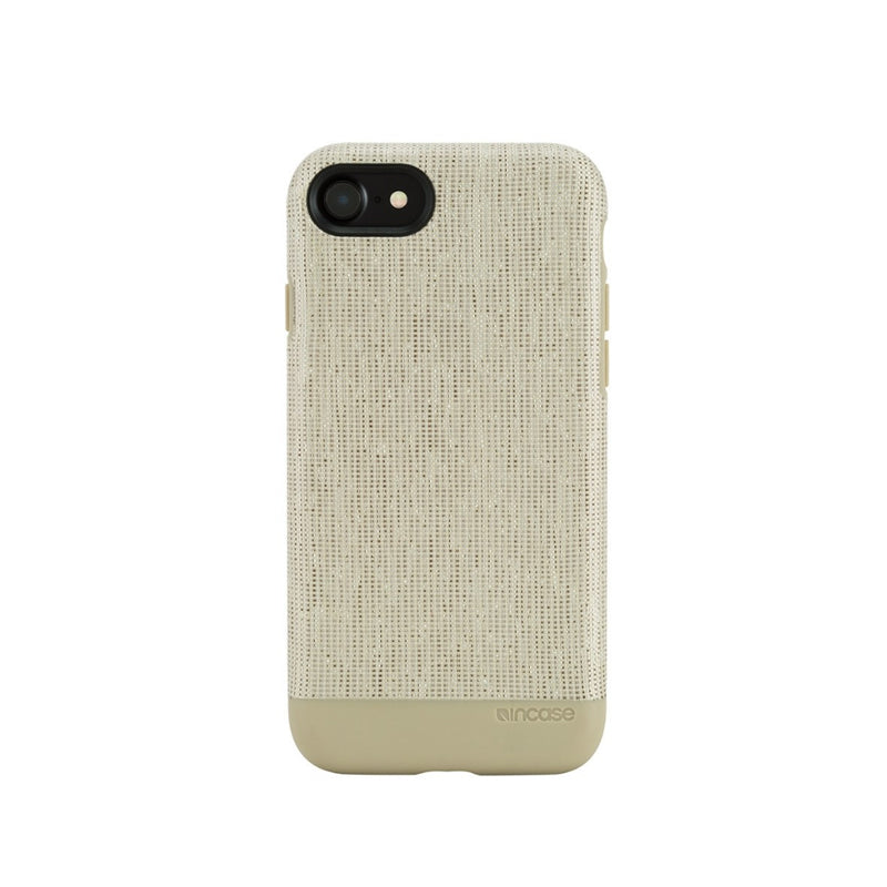 Incase Textured Snap for iPhone 7 -Heather Khaki
