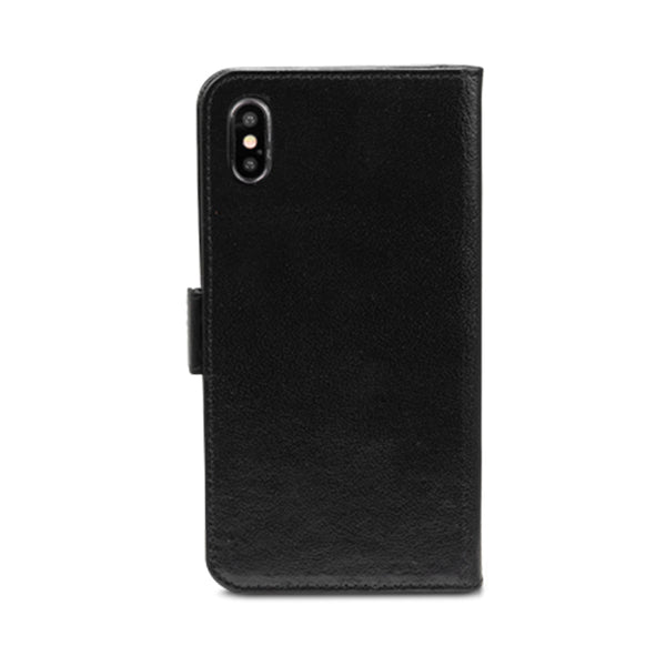 dbramante1928 Lynge iPhone Cover Xs Max Black - Full Grain Leather