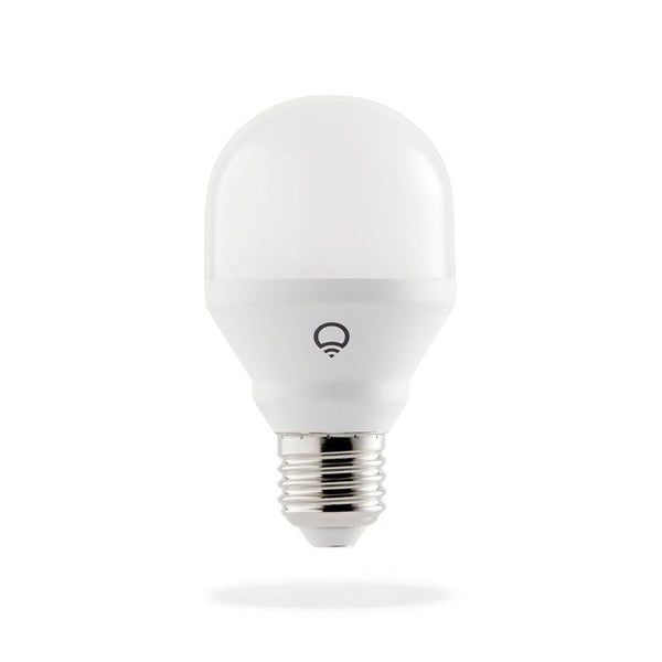 Lifx Mini Color Wi-Fi Smart LED Light Bulb Edison Screw Cap 1 Pack