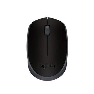 Logitech Wireless USB Optical Mouse Black
