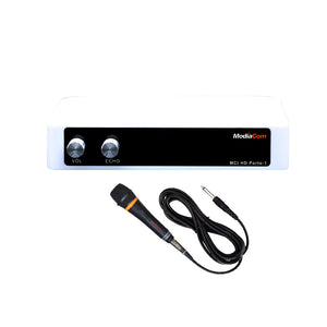 MediaCom MCI HD Porto and 1 Corded Mic