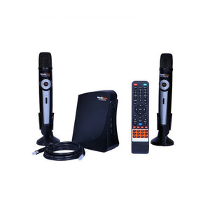 MediaCom MCI 8200TW Karaoke Series With 2 Wireless Mics