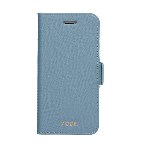 dbramante1928 Milano iPhone 8/7/6 Series Nightfall Blue AW19 - Full Grain Saffiano Leather
