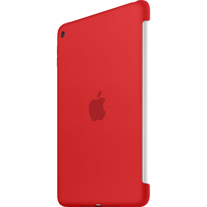 Apple Mini 4 Silicon Case-Red MKLN2