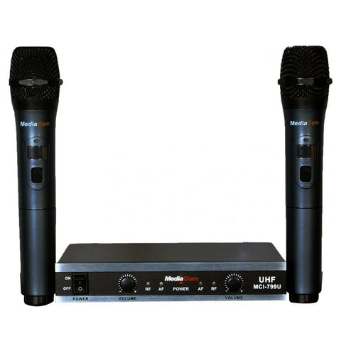 MediaCom MCI 799U Wireless Microphone