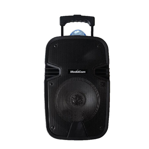 Mediacom,MCI 424,Professional,Trolly Speaker,Disco Lights,Ball Light