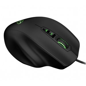 Mionix,NAOS 8200,Multi-Color,Ergonomic,Laser,Gaming Mouse,Black,Computers Accessories