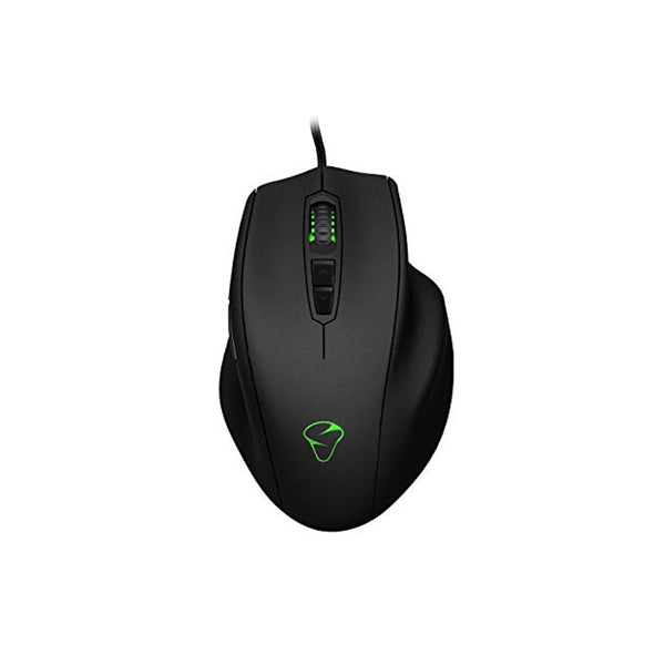 Mionix Naos 8200 Multi-Color Ergonomic Laser Gaming Mouse -Black