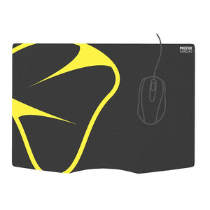 MIONIX,SARGAS L,Large,Microfiber,Gaming,Mouse Pad, MNX-04-25002-G,Computers Accessories