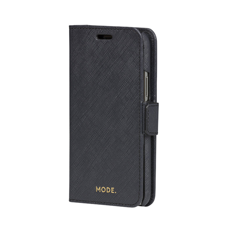 dbramante1928 New York iPhone 8/7/6 Series Night Black - Full grain Saffiano Leather