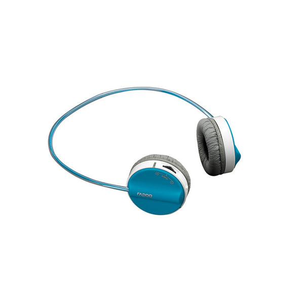 Rapoo H6020 Bluetooth Stereo Headset Blue