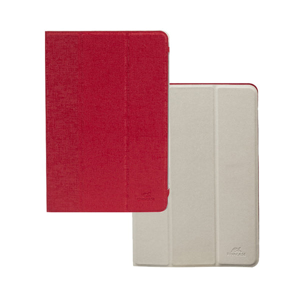 RivaCase 3122 White/Red Double-Sided Tablet Cover 7-8""