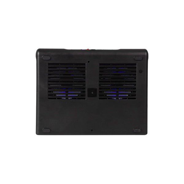 "RivaCase 5557 Cooling Pad Up to 17.3"" Black"