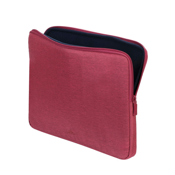 "RivaCase 7704 Red Laptop Sleeve 13.3""-14"""
