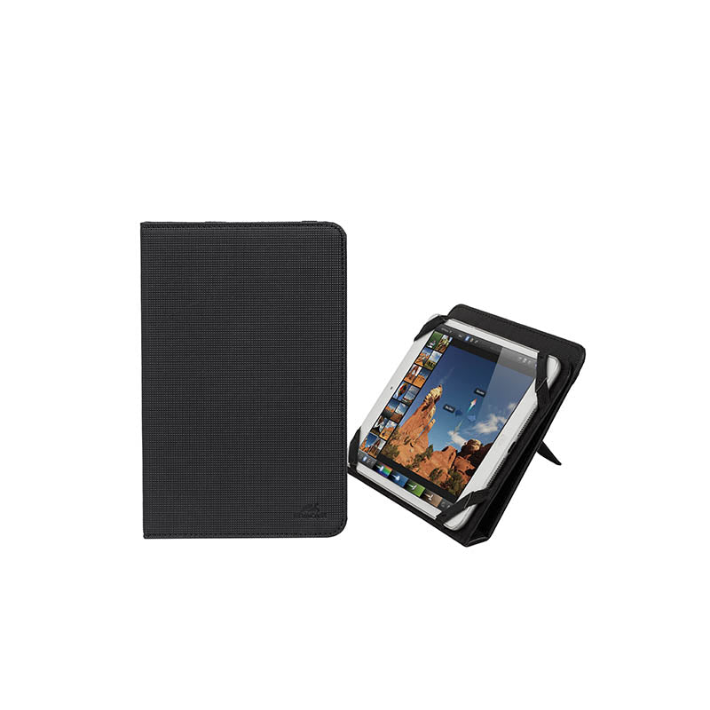 RivaCase 3214 Black Kick-Stand Tablet Folio 8