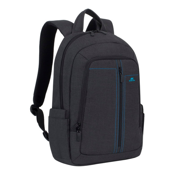 "RivaCase,7560,Black,Laptop Canvas,Backpack,15,6""/6,Laptop Sleeve and Bag"