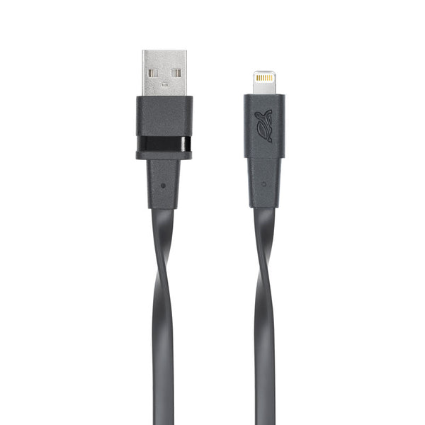 RivaCase RivaPower 6001 BK12 MFi Lightning Cable 1.2m Black