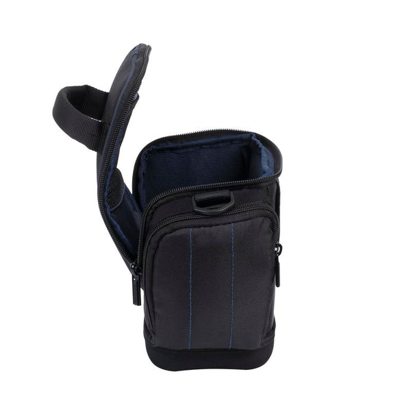 RivaCase 7202 SLR Holster Case With Side Pockets Black