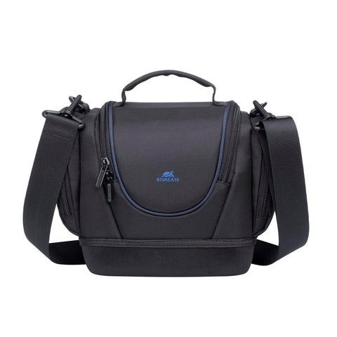 RivaCase 7203 Case With Side Pockets Large