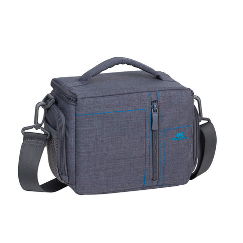 RivaCase 7502 SLR Canvas Case Grey
