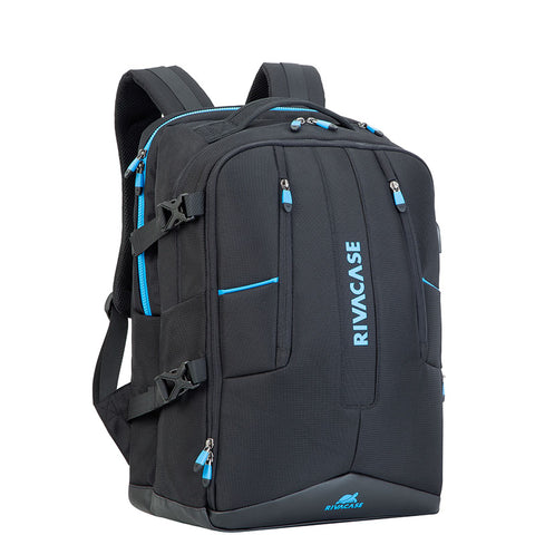 RivaCase 7860 Black Gaming Backpack 17.3""