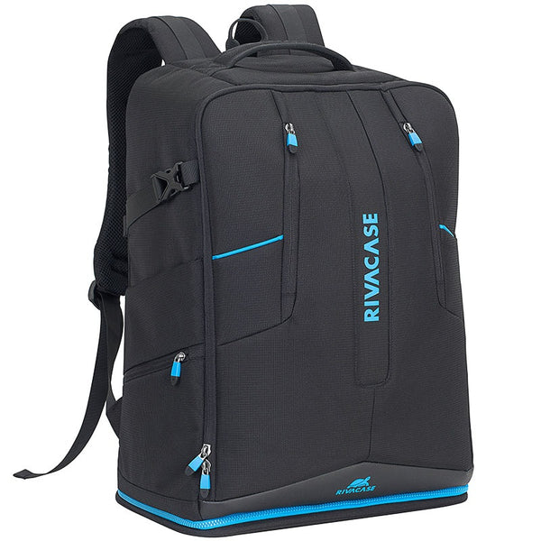 RivaCase 7890 Black Drone Backpack Large 16""