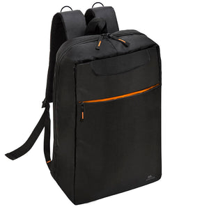 RivaCase 8060 Black Grand Laptop Backpack 17""