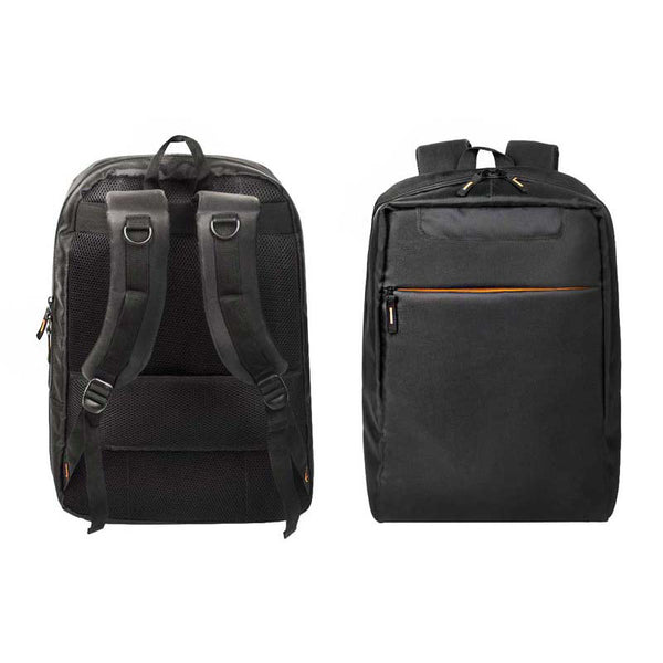 "black grand laptop backpack 17"" /6"