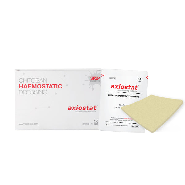 AXIOSTAT –Stop Bleeding Instantly (Small/Medium/Large)