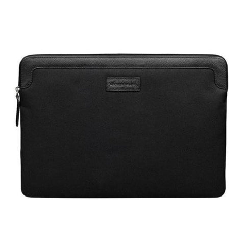"dbramante1928 Lombard 14"" Laptop/MB Pro (2016) 15"" PRO Black - Full Grain Leather"