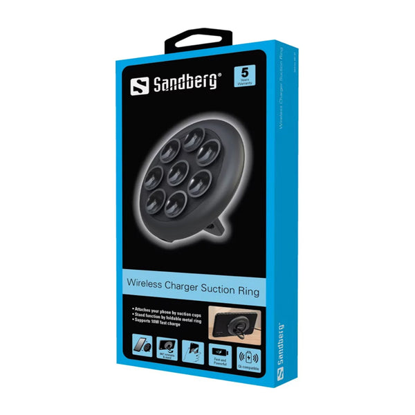 Sandberg Wireless Charger Suction Ring