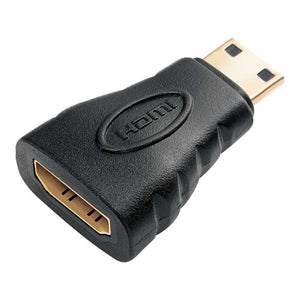 Adapter Mini HDMI M - HDMI F