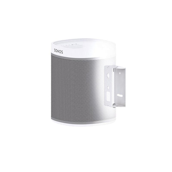 Sonos Wall Mount For Sonos Play 1  Swivelling  White