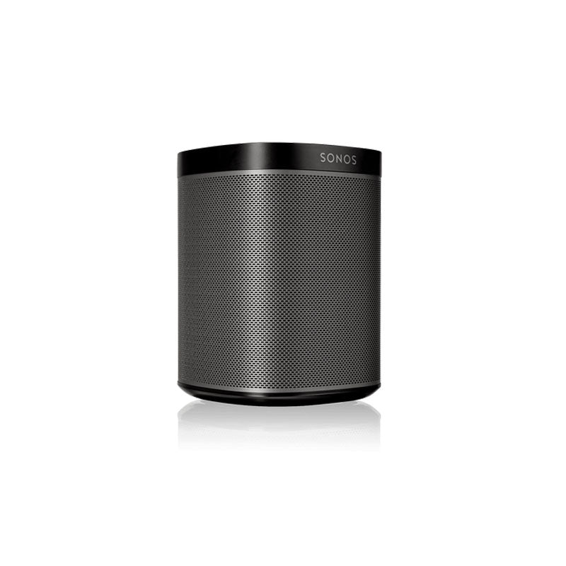 Sonos Zone Player PLAY 1 Black,Great sound Guarenteed,It's a perfect fit for bookshelves, counters, and other snug places.