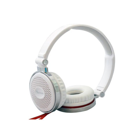 TechMate,Stereo,Foldable,Headset,Mic,Premium,White,DT-HM700WH,Foldable Headset,Headphone and Speakers