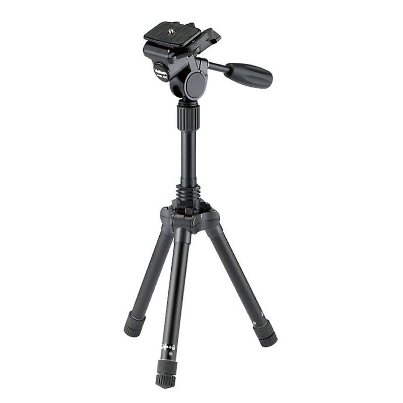 Velbon,Ultrek-45L,Quick release,plate attaches,Tripod Legs,180 Degrees reversible