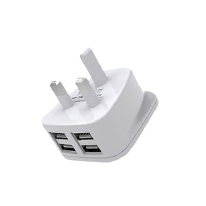 HeatZ Four Port Smart Fast Home Charger (3.1A)