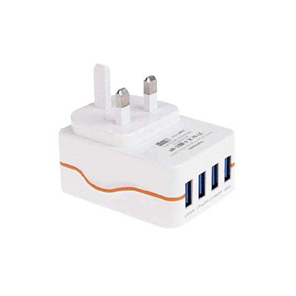HeatZ Four Port Smart Fast Home Charger (4A)