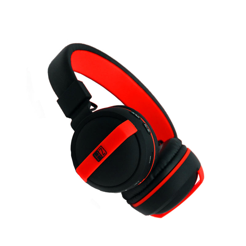 HeatZ Wireless Bluetooth Stereo Headphone With Control Buttons