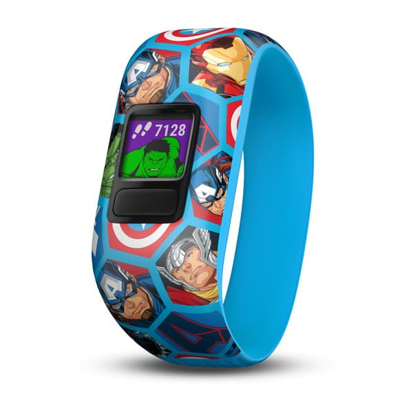 Garmin -VIVOFIT JUNIOR 2 AVENGERS STRETCHY  BAND