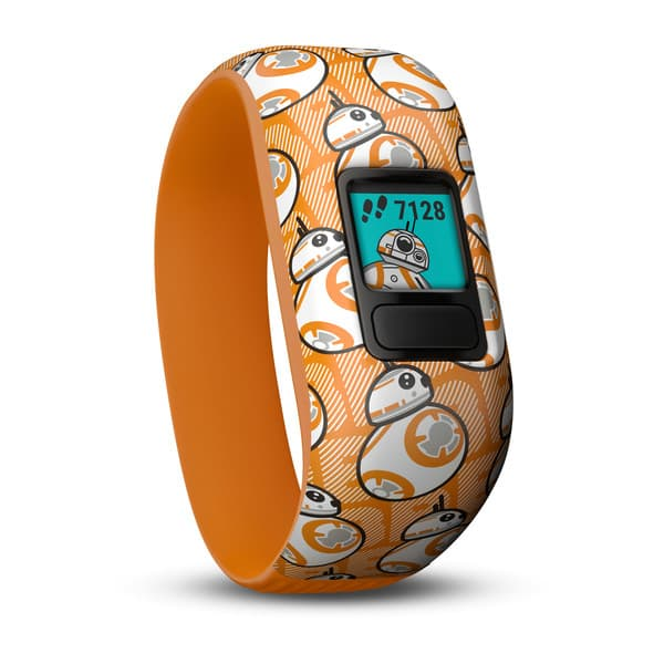 Garmin-VIVOFIT JUNIOR 2 BB-8 STRETCHY  BAND