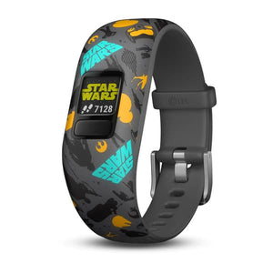 Garmin-VIVOFIT JUNIOR 2 THE RESISTANCE ADJUSTABLE BAND-STAR WARS