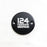 MHP-2124 M8 Points Cover, 124 Logo, Gloss Black