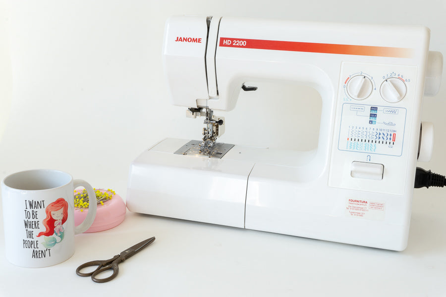 Naaimachine - Janome - HD2200 - Beginners