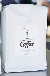 1kg  - Alter Community Coffee Espresso Blend