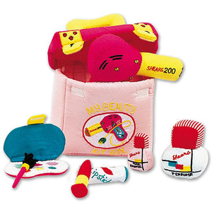 My Beauty Kit Pink & Yellow Playbag 1858
