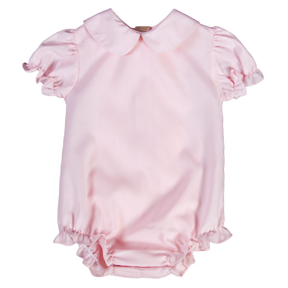 Girl Pink Short Sleeve Bubble AYR 2268 BUG PK