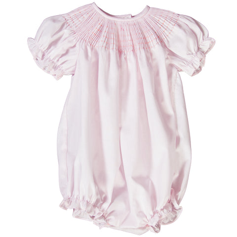 Light Pink Ready To Smock Girl Bubble AYR 2302 BUG